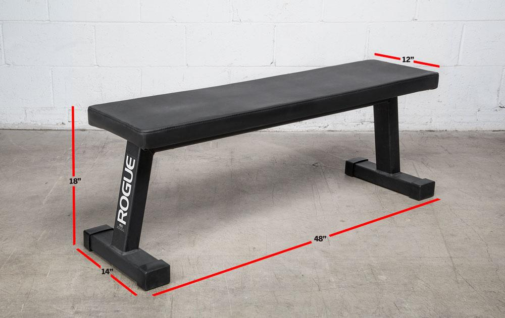rogue utility bench